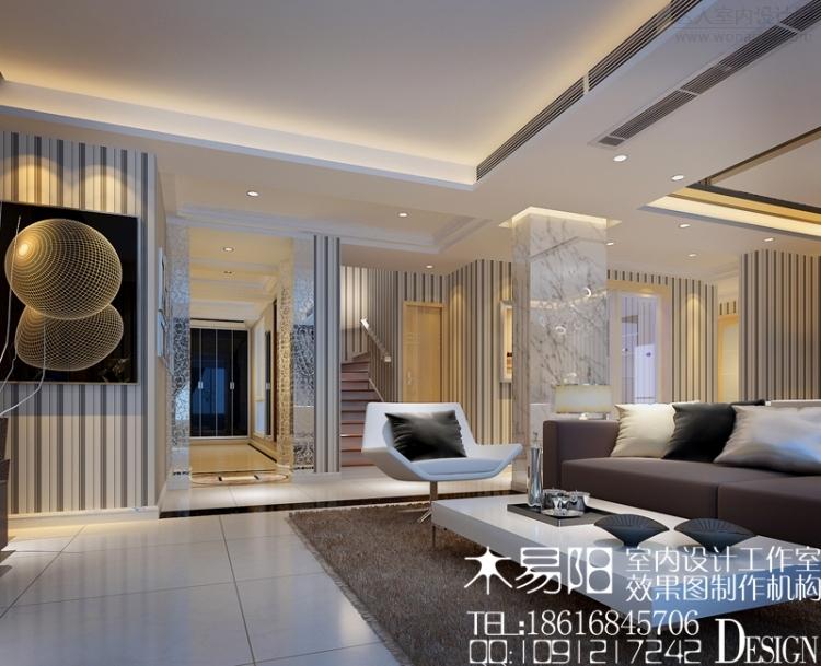 上海木易阳室内设计工作室 2012作品 承接效果图 施工图制作 效果表现