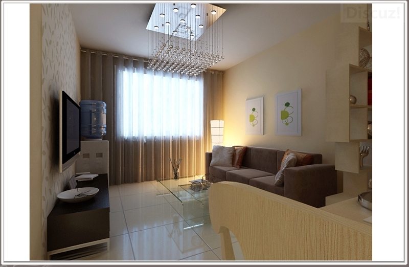 北京西革新里60平米老房装修设计案例 概念方案 达人室内设计网 精