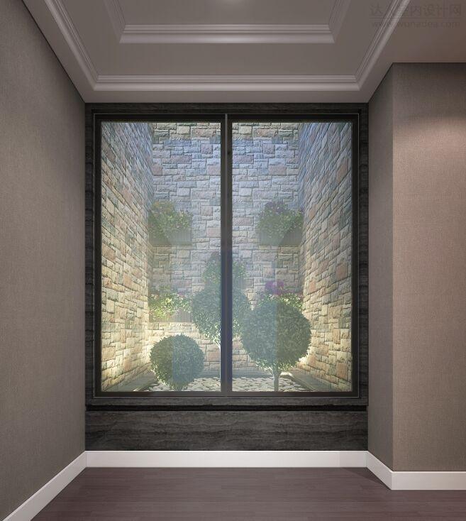 成都张赢设计 保利别墅新出炉 概念方案 达人室内设计网 找装修找美图