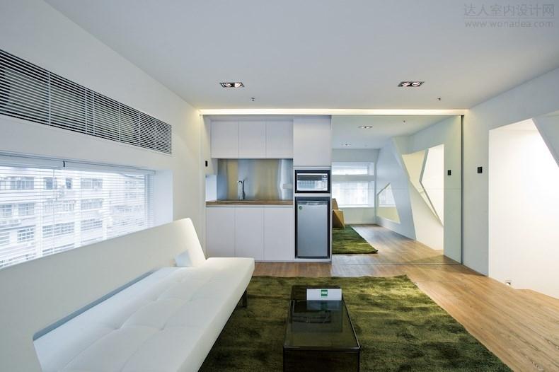 香港毫米室内设计有限公司办公室