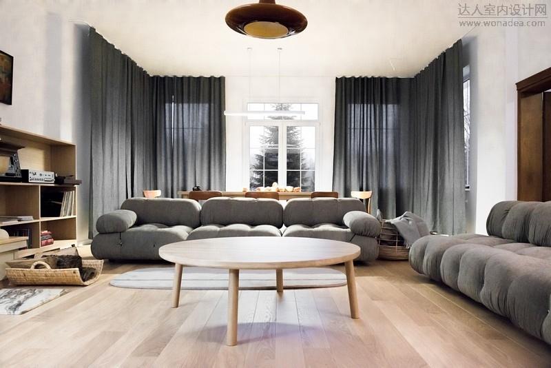 Loft Kolasiński 设计--避世旅馆