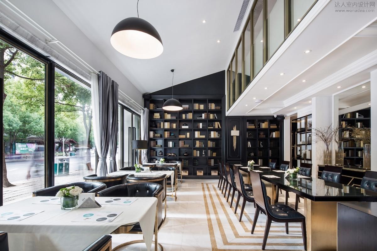 其境室内设计-福州三坊七巷wong&bros西餐厅