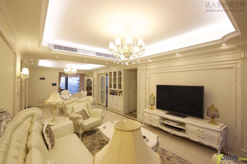 深圳漾设计Young Design|深圳半岛城邦滨海大宅《一抹素白》