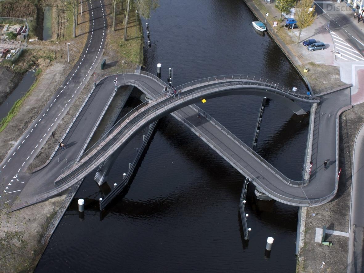 NEXT建筑设计--银河桥