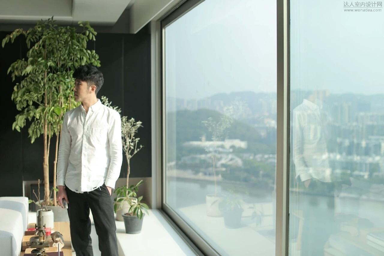 谷腾设计--江景大宅 设计师的家270平米500万造价
