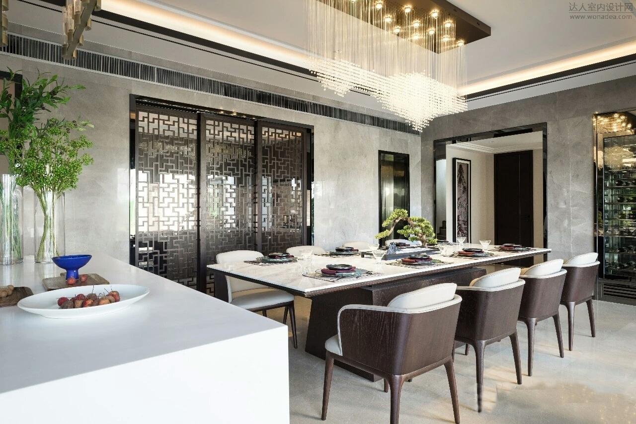 尚策室内设计--融创地产三亚海棠湾壹号 — c户型别墅