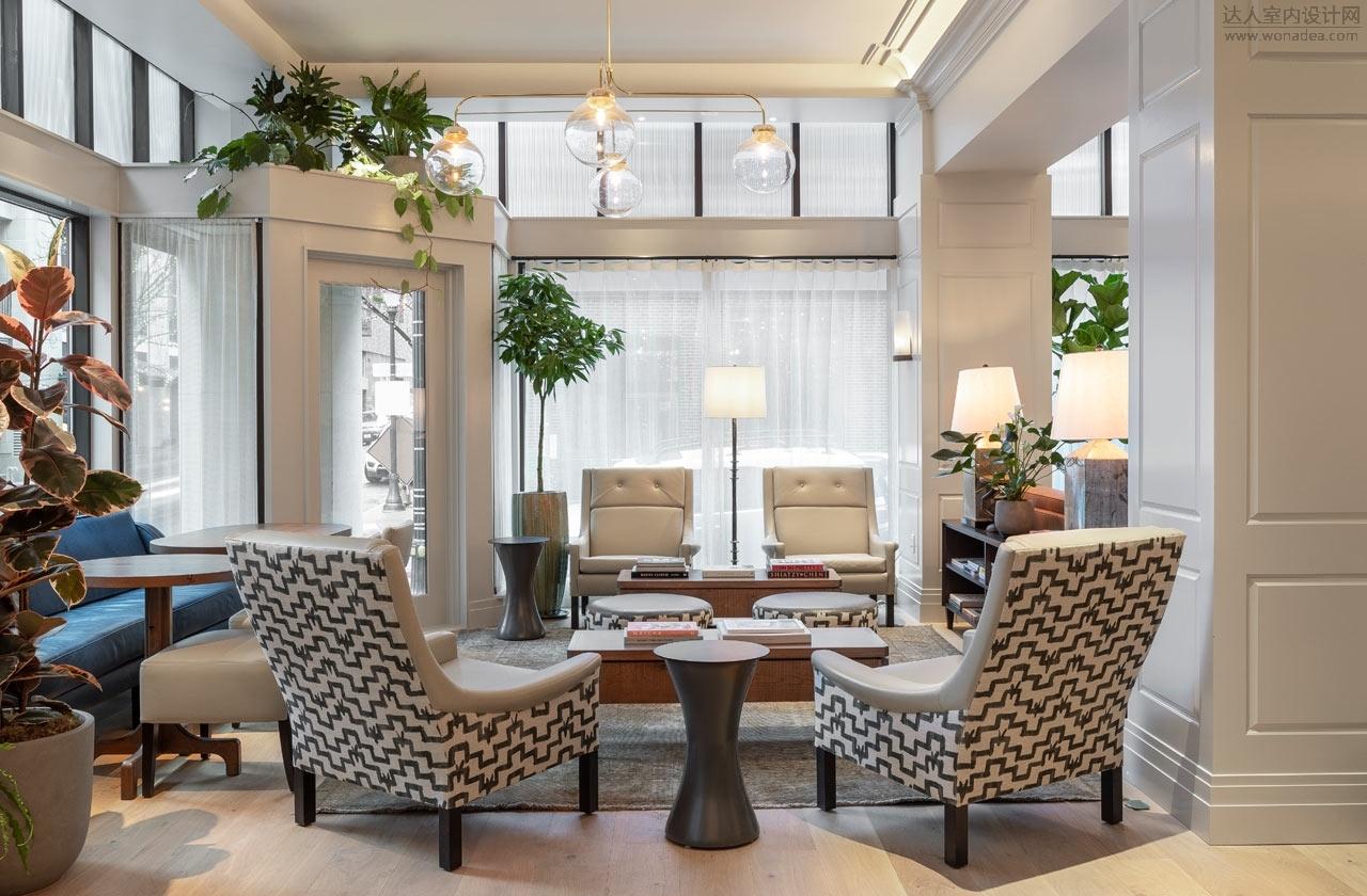 Smith Hanes--波特兰Woodlark酒店