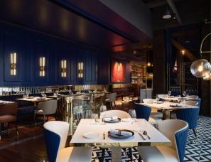 偏离设计--LARGEIGHT美食酒廊