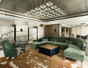 Joyce Wang新作--伦敦文华东方酒店