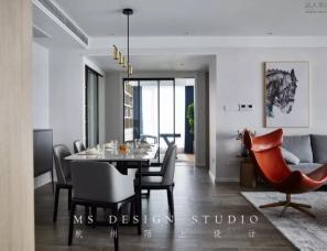 城市果岭190m²丨空间魔术,打造舒适与颜值兼具的二娃之家!