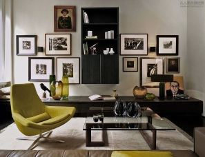 Kate Hume设计--阿姆斯特丹联排别墅