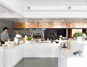 Studio Marlowe--多伦多La Palma餐厅