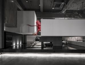 厦门方式设计--海敢小鱿鱼海鲜餐厅