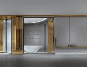 Three&ten Design--万家丽COCO素颜中心
