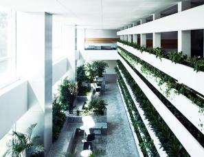 MORE Architecture--敏实集团办公室