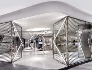 Ministry of Design--Durasport零售商店