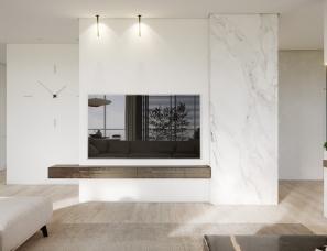 Roman Ushakov设计--penthouse