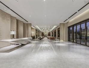 零次方设计--当代城MOMA售楼处