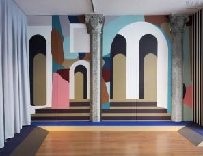 """GGSV Studio--Serge Ferrari公司作品展""""Stamskin宫殿"""""""