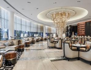 深圳昊泽空间设计--肇庆宝能环球金融中心售楼处
