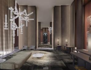 YABU雅布新作:深圳康莱德酒店设计