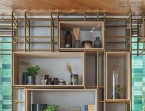 荷兰Concrete Architect设计-Mama Makan餐厅