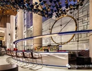 Rockwell Group设计--苏州W酒店