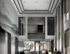 首发 上海木梵设计--【净▪弈】