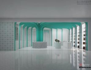 明烨天空-上海美容院效果图表现项目