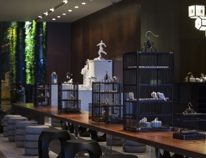 YANG设计--HUI HOTEL 深圳回酒店