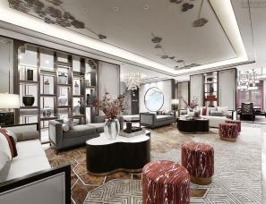 首发 | 上海天鼓装饰设计--亿城燕西华府42#合院别墅