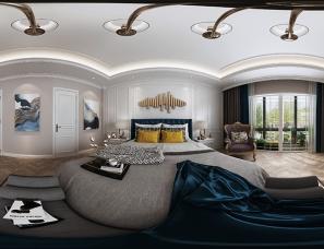 500平方欧式住宅、赫本世奇别墅设计