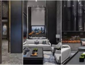 集艾设计--上海绿地海珀玉晖售楼处