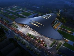 贵州荔波县智慧旅游集散中心