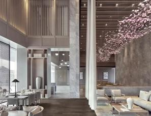 IADC涞澳设计--结庐画境 华夏幸福君御公馆售楼处