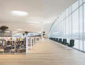 ALA Architects--赫尔辛基中央图书馆