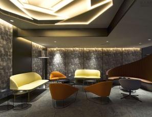 香港圆方商场 The Grand 电影城贵宾影厅 - ACD 蔡明治设计