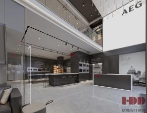 汉斯设计—AEG深圳湾一号旗舰店