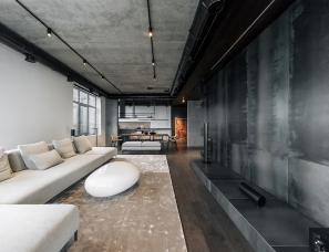 YoDezeen设计--基辅的简洁阁楼