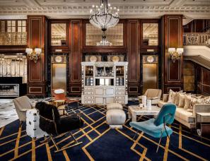 Gettys Group设计--植根于艺术的传奇历史酒店