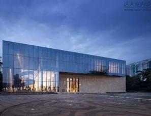 广州西关海售楼处升级改造设计方案