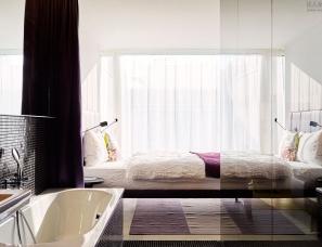 Buchner Bründler Architecten设计--瑞士巴塞尔Nomad酒店