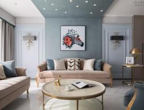 乐山新成装饰设计--雅致与简练交织的家宅空间