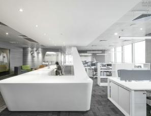 迪诺空间设计--广州太古汇集团总部办公室