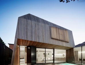 coy yiontis architects设计--house 3