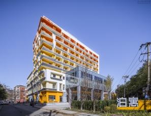 盛哲建筑设计--西直门泊寓