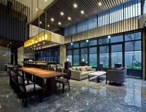 天坊室内计划设计--元城文华苑公设