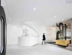 CUN寸DESIGN设计--北京十月初五影视传媒办公空间环境