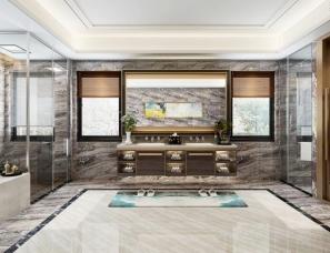 MSD穆森设计机构--翠湖别墅