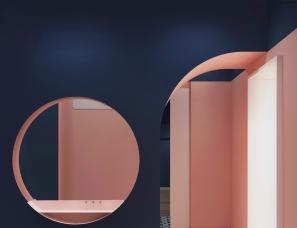 LIS design studio--乌克兰两个小公寓 色彩构成设计超赞